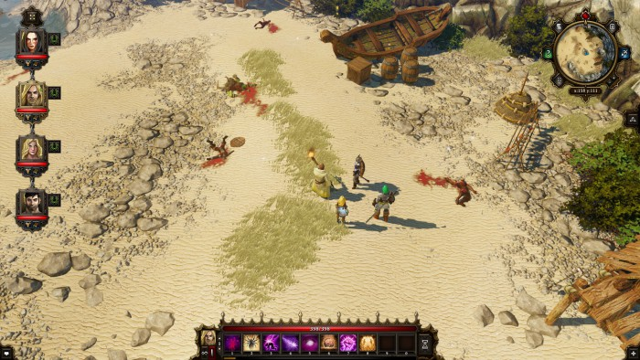 Divinity: Original Sin Screenshot