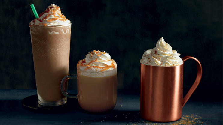 sbux fall collection